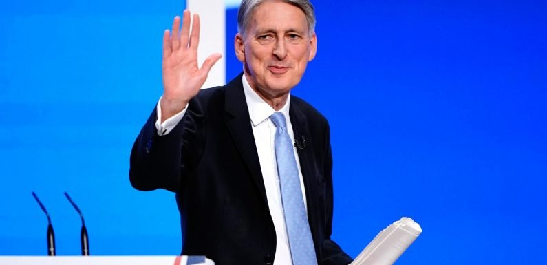 Brexit deal with the EU will give economy a double bonus, Philip Hammond vows
