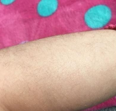 Mum says she may let daughter remove her body hair… even though she's only SIX
