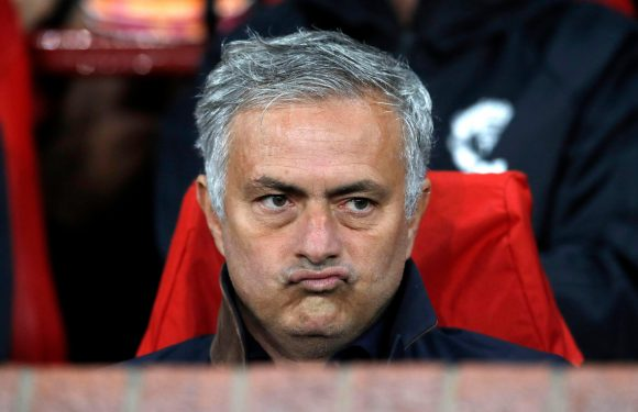 Jose Mourinho 'to be sacked' as Manchester United boss THIS weekend, astonishing reports claim