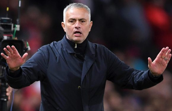 Jose Mourinho says he'd be blamed for Brexit and hits out at 'manhunt' against him
