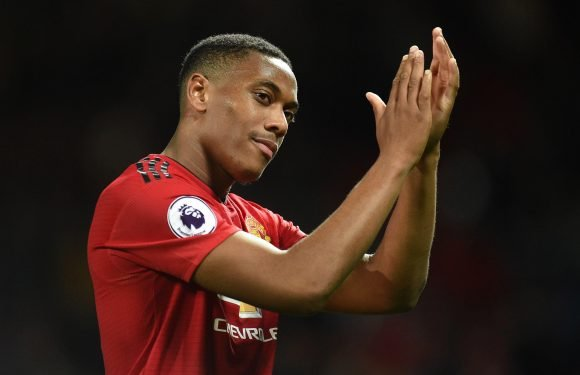 Manchester United close to finalising Anthony Martial's new five-year deal