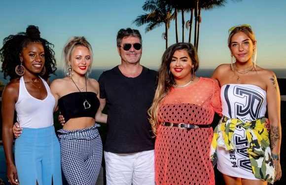 Who is in the X Factor live finals, when do they start and who has been voted off so far?