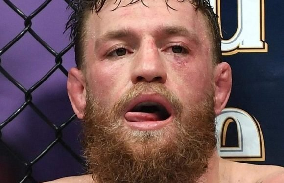 Conor McGregor suspended from UFC on medical grounds following devastating submission loss to Khabib Nurmagomedov