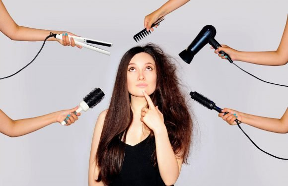 How to get rid of split ends – does central heating cause dry hair and do split end trimmers actually work?