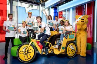 What is the Rickshaw Challenge 2018, what is the route, who's taking part for Children in Need and how do I donate?