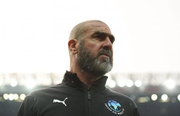Manchester United legend Eric Cantona admits it's 'terrible' that Manchester City are better team to watch