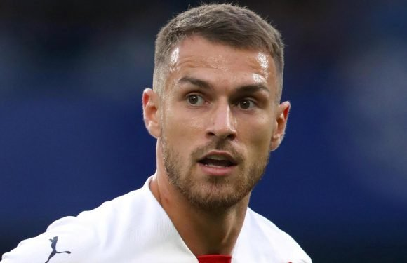 Aaron Ramsey will quit Arsenal in the summer… but will NOT join bitter rivals Tottenham