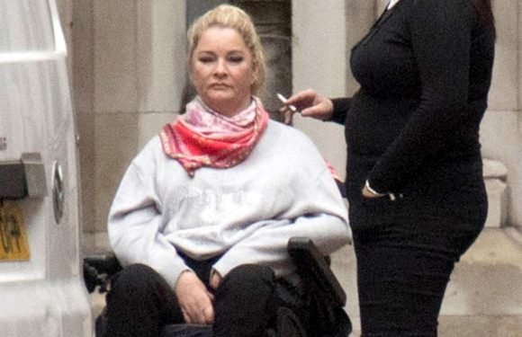 Mum, 46, left paralysed after being thrown from super-king bed during sex with partner fighting for £1m compensation
