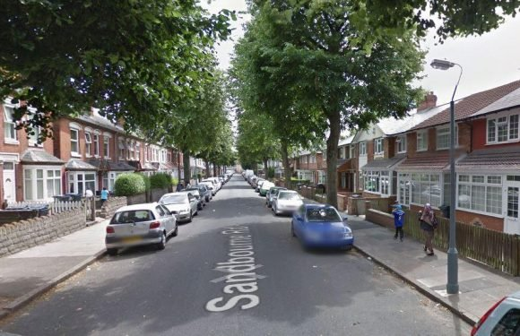 Baby injured after shots were fired at a house in Birmingham in two separate shootings just five minutes apart