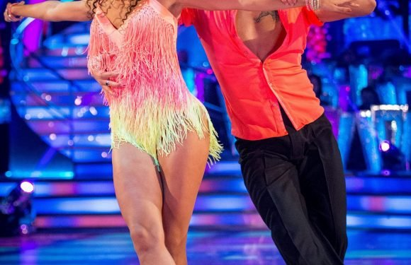 What time is Strictly Come Dancing on tonight and which celebrities are still in the line-up?