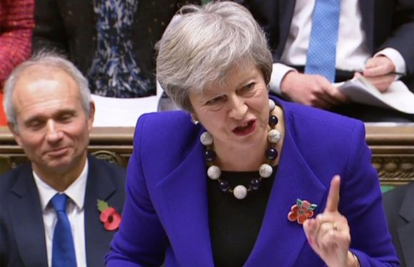 Theresa May mocks Labour for refusing to say whether they back Budget tax cuts