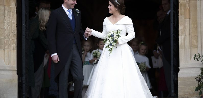 Princess Eugenie and Meghan Markle's Weddings Were Surprisingly Similar, Here's How – The Cheat Sheet