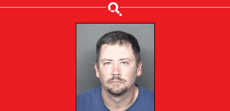 Sexual Predator Roy Clifford Bebout Arrested, After Victim Escapes Kidnapping Attempt
