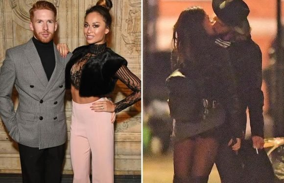 Strictly's Katya Jones' husband Neil breaks silence after shocking pictures of his wife snogging Seann Walsh in the street were revealed