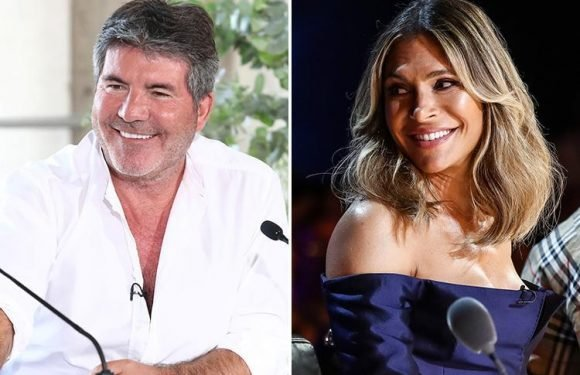 Simon Cowell planning to give X Factor live shows a delay to avoid Ayda Field swearing on air
