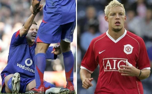 Alan Smith reveals he struggles to walk 12 years after John Arne Riise's shot broke his ankle while playing for Manchester United