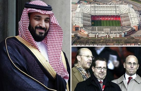Saudi prince worth £850billion set for talks with Manchester United owners over massive investment and possible takeover
