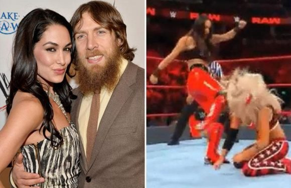 WWE news: Daniel Bryan defends wife Brie Bella after criticism over botch kick that left Liv Morgan concussed