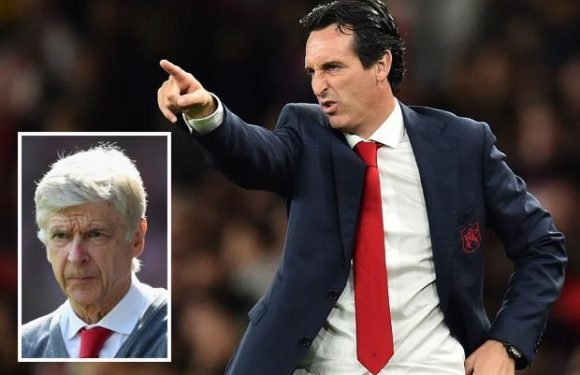 Unai Emery breaks Arsene Wenger tradition to give Arsenal stars more rest before Fulham clash