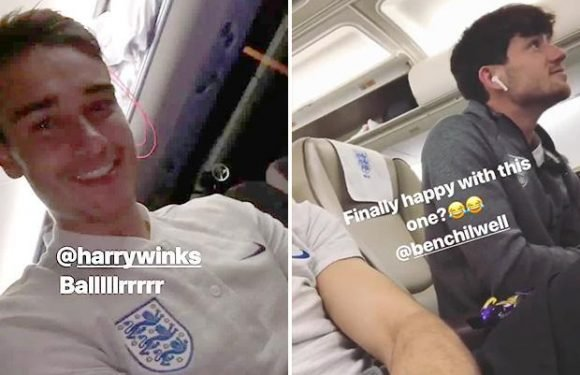 England flight from Spain redirected causing travel nightmare for Seville heroes ahead of busy Premier League schedule