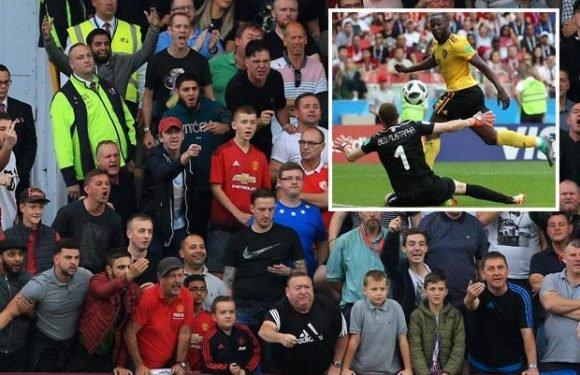 Manchester United striker Romelu Lukaku in X-rated rant at critics after calls for him to be dropped