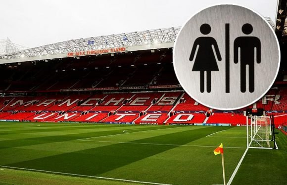 Manchester United to introduce gender-neutral toilets at Old Trafford in move to make Theatre of Dreams more 'welcoming and inclusive'