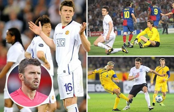 Michael Carrick opens up on two-year depression that followed Manchester United's 2009 Champions League final defeat to Barcelona