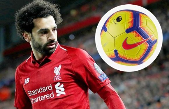 Premier League welcomes back the yellow ball this weekend… and it's good news for Mo Salah