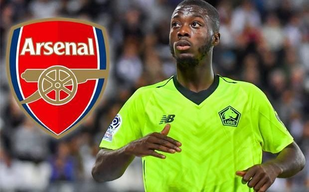 Manchester United and Arsenal to miss out on Nicolas Pepe as Bayern Munich plot January raid for Lille attacker