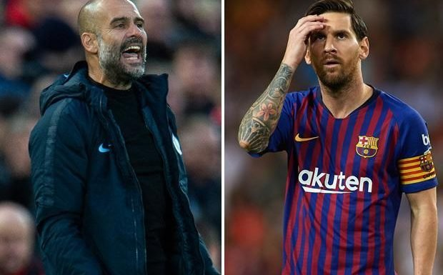 Man City offered Lionel Messi triple his Barcelona wages to join Pep Guardiola's revolution… but he STILL rejected them