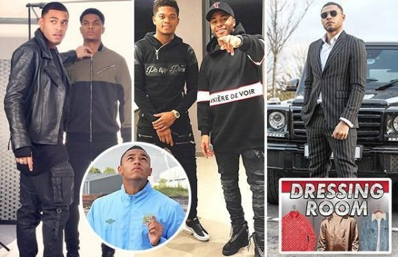 Maniere De Voir: Former England under 20 and Man City star Reece Wabara set up a clothing line that is now worth £1.2m