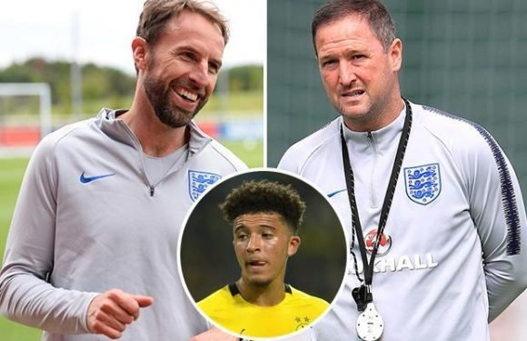 England boss Gareth Southgate jokes he sent No2 Steve Holland undercover to watch new Lion Jadon Sancho