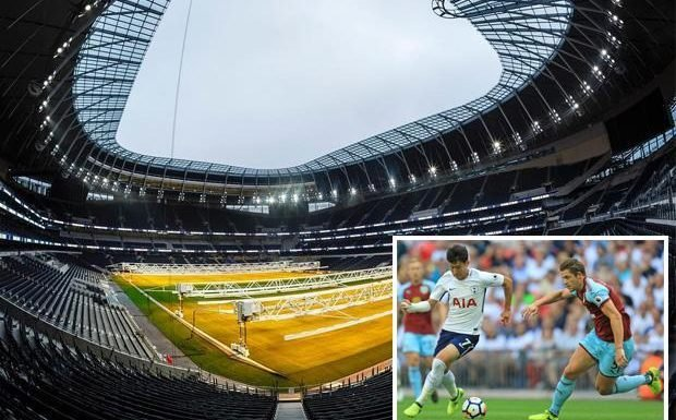 Tottenham targeting December 15 to open new stadium with Premier League clash against Burnley set to be first game