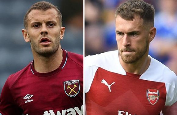 Arsenal news: Aaron Ramsey backed by Jack Wilshere with ace heading for free transfer next summer