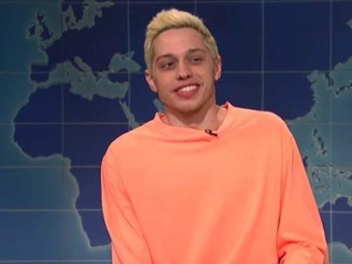 "Pete Davidson Mocked Kanye West For His Antics On ""Saturday Night Live"""