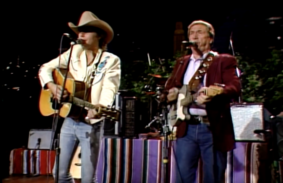 Flashback: Dwight Yoakam, Buck Owens Take 'Streets of Bakersfield' to Number One