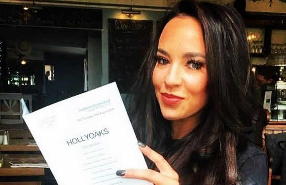 Wild moment that led to Stephanie Davis being fired from Hollyoaks on the spot