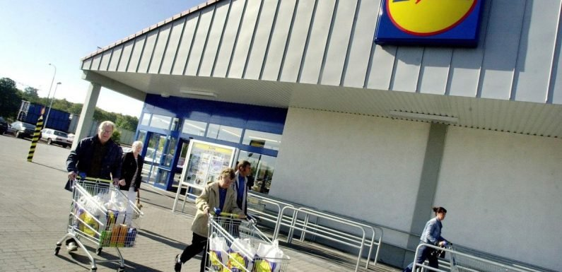 Lidl weekend offers on groceries and cheap fireworks for Bonfire Night