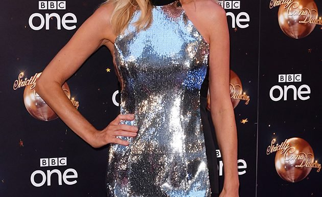 Strictly Come Dancing's Tess Daly reveals how she stays in shape…