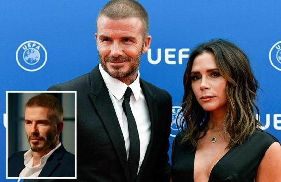 David Beckham says marriage to Victoria is hard work and says romance has become 'more complicated over time'