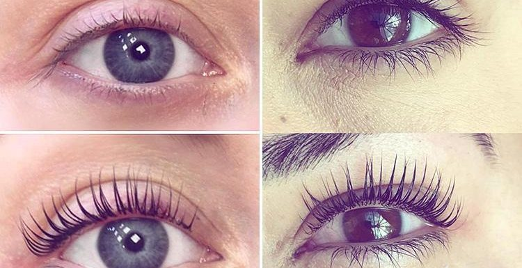 What are LVL lashes, what are they like before and after and what is the best aftercare treatment?