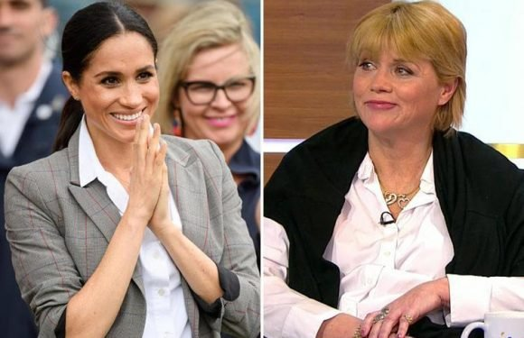 Samantha Markle APOLOGISES for 'past misunderstandings' and vows to end rift with pregnant Meghan