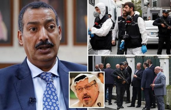 "Saudi Consul SACKED 'after he's recorded telling Jamal Khashoggi's torturers to ""do this outside, you'll get me in trouble""'"