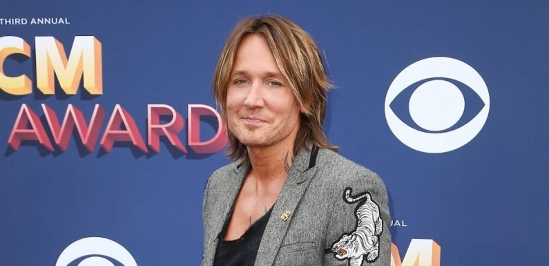 Watch Keith Urban Serenade A Terminally Ill Fan From Her Hospital Bed