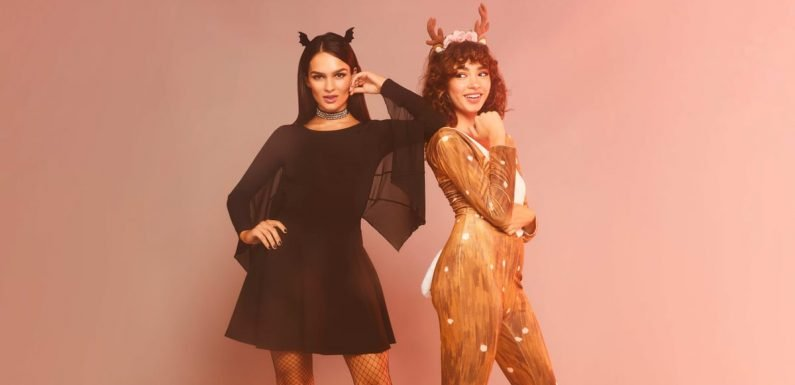Hm Halloween Collection.Create Your Most Magical Halloween Costume Yet With These