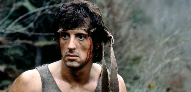 Sylvester Stallone Released Brand-New Photos From the Set of 'Rambo 5'