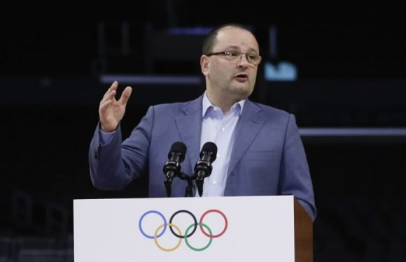 Shock as world basketball chief dies suddenly