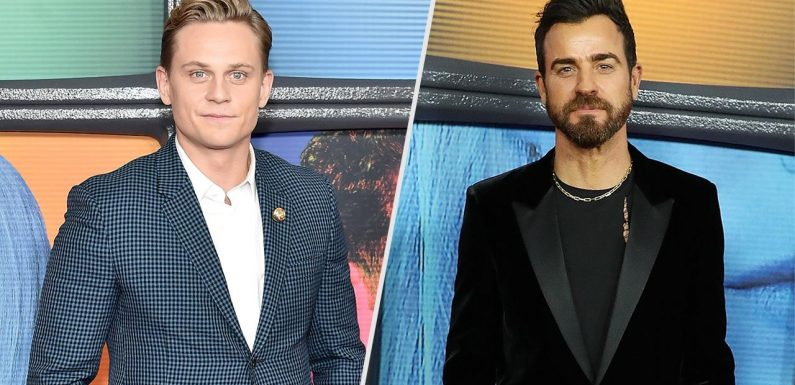 Billy Magnussen Gushes About 'Maniac' Costar Justin Theroux: Everyone 'Loves Him'