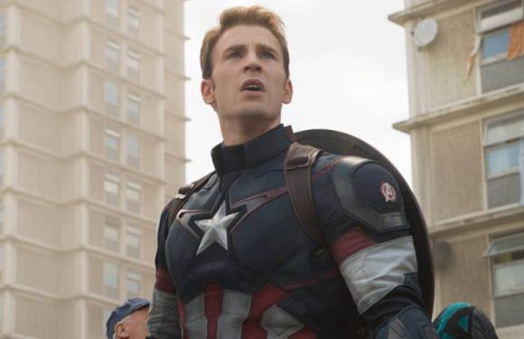 Chris Evans Says He's Done as Captain America