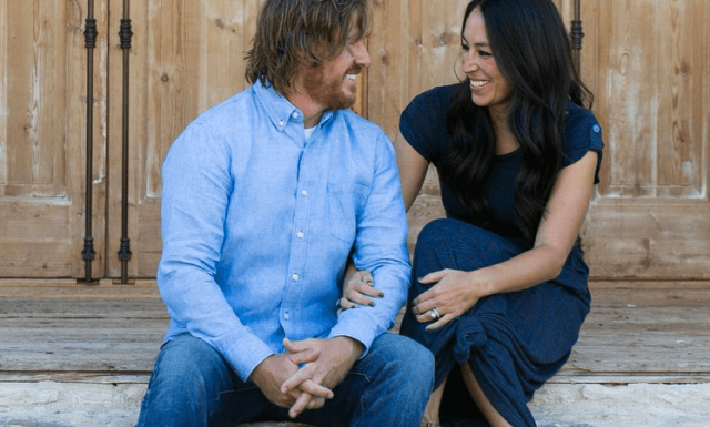 Do Chip and Joanna Gaines Have a Nanny to Watch Their Children?